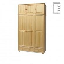 Шкаф для дачи Витязь - 127