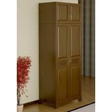Шкаф 2 витязь с узором №3