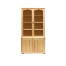 Шкаф книжный КВ106