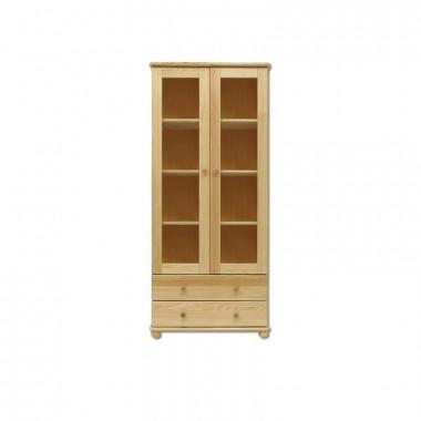 Шкаф книжный КВ103