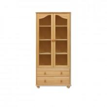 Шкаф книжный КВ107