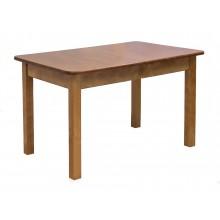 Стол обеденный из массива дерева №8