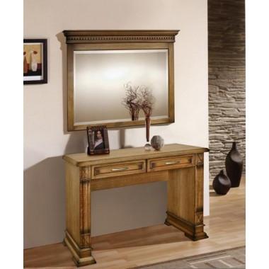 Стол письменный Верди 121 с зеркалом