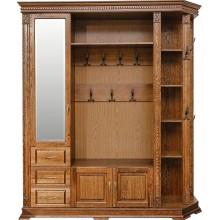 Шкаф открытый угловой Верди №3